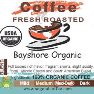Bayshore Organic Coffee