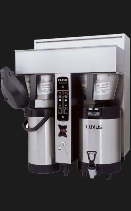Fetco Luxus Machine