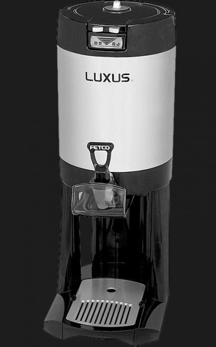 Fetco Luxus Coffee Brewing Machine