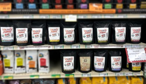 SOGOOD Coffee In Stores