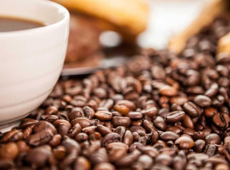 organic french roast coffee beans