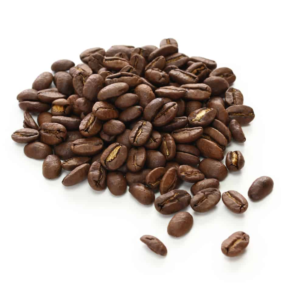 indonesian java coffee beans