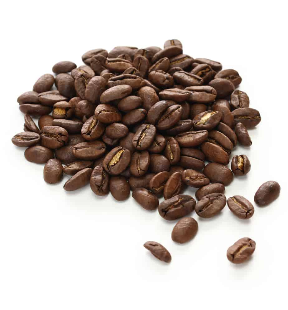 indonesian java coffee beans